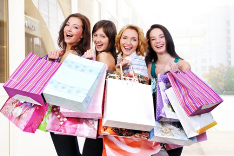 women shopping, online shopping, fashion world