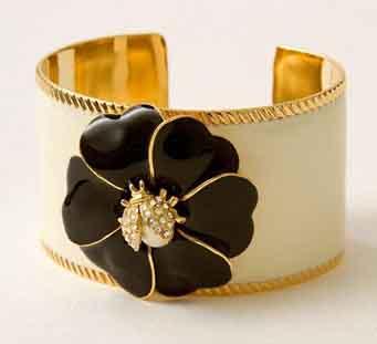 Kelly Cuff, Stella & Dot, cuff bracelet